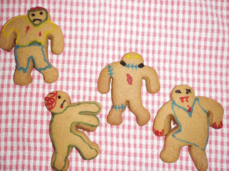 zombiedead men biscuits